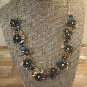J.crew statement necklace great condition